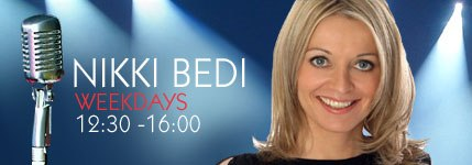 BBC Asian Radio Network - Nikki Bedi